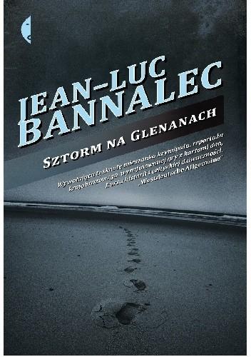 Okładka książki Sztorm na Glenanach