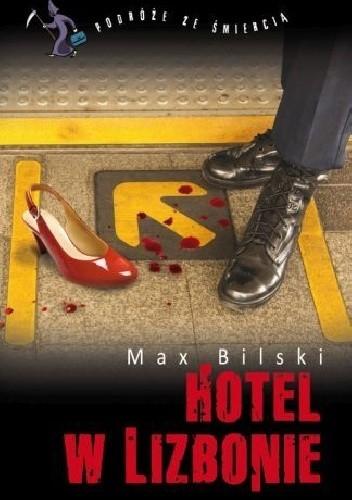 Okładka książki Hotel w Lizbonie