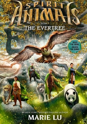 Okładka książki The Evertree