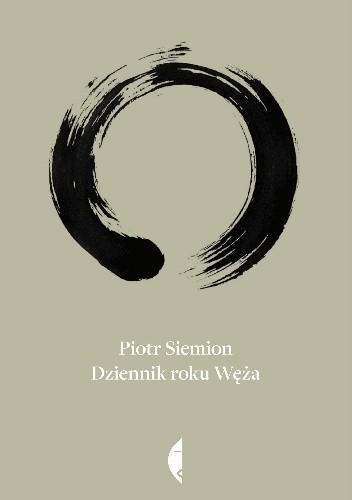 Okładka książki Dziennik roku węża
