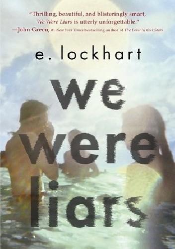 Okładka książki We were liars
