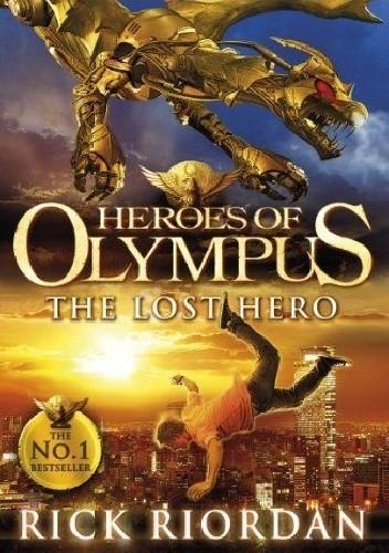 Okładka książki The Lost Hero