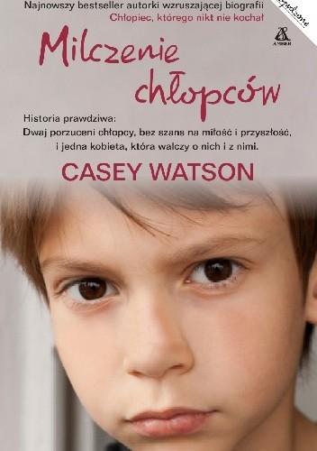 Okładka książki Milczenie chłopców
