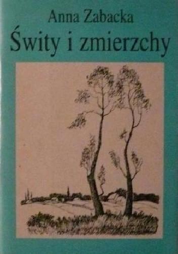 Okładka książki Świty i zmierzchy