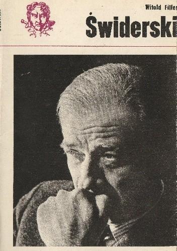 Okładka książki Jan Świderski