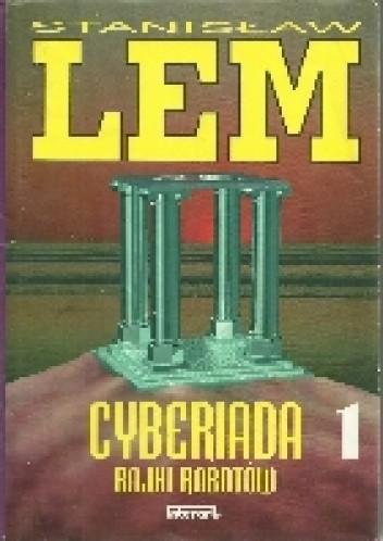 Okładka książki Cyberiada. Bajki robotów 1
