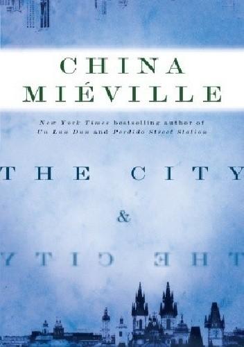 Okładka książki The City & the City