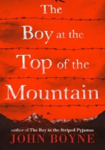 Okładka książki The Boy At The Top Of The Mountain