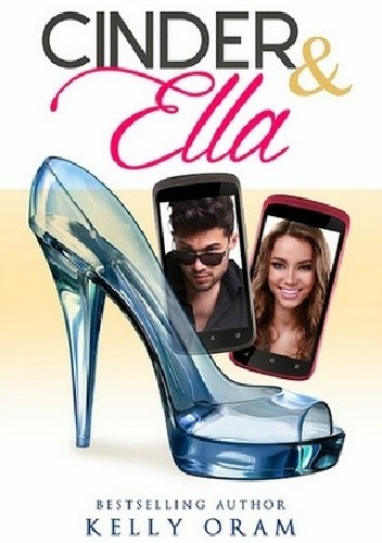 Okładka książki Cinder & Ella