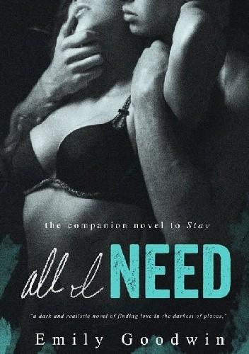Okładka książki All I need