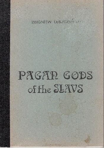 Okładka książki Pagan gods of the Slavs