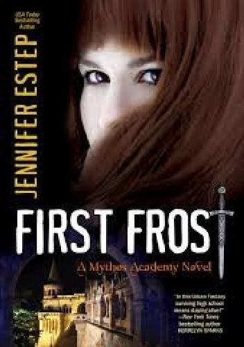 Okładka książki First Frost