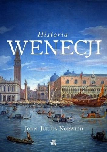 Okładka książki Historia Wenecji