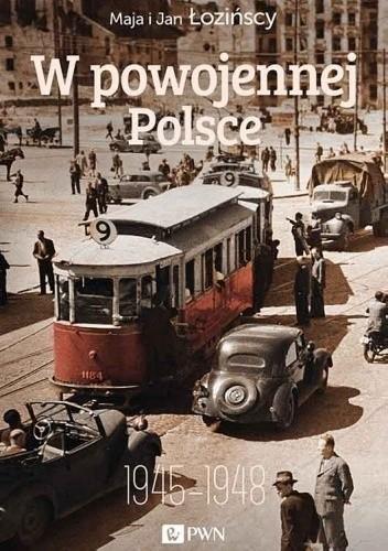 Okładka książki W powojennej Polsce