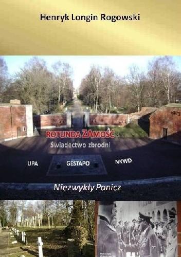 Okładka książki Rotunda Zamość Świadectwo Zbrodni