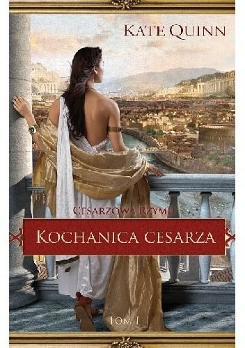 Okładka książki Kochanica cesarza