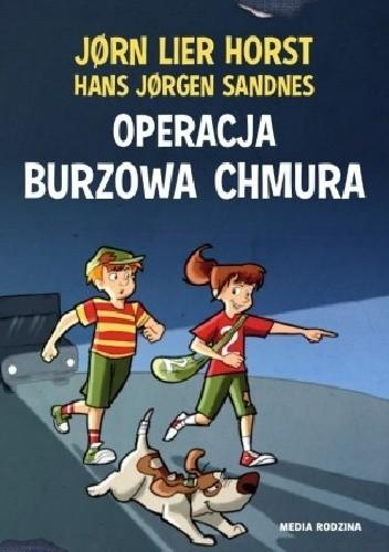 Okładka książki Operacja Burzowa Chmura