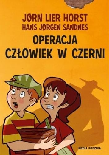 Okładka książki Operacja Człowiek w Czerni