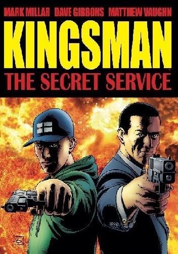 Okładka książki The Secret Service - Kingsman