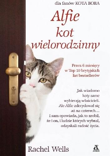 Okładka książki Alfie kot wielorodzinny