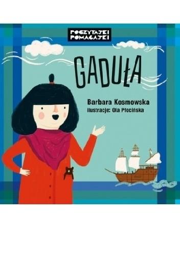 Okładka książki Gaduła