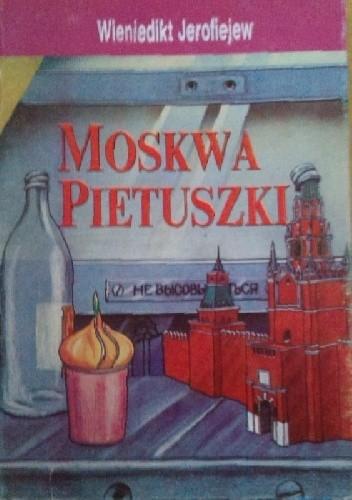 Okładka książki Moskwa - Pietuszki