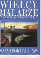 Wielcy Malarze, nr 99. Salvador Dali