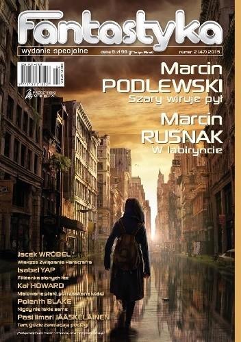 Okładka książki Fantastyka Wydanie Specjalne 02/15 (47)