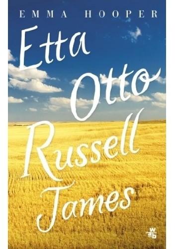 Okładka książki Etta, Otto, Russell, James