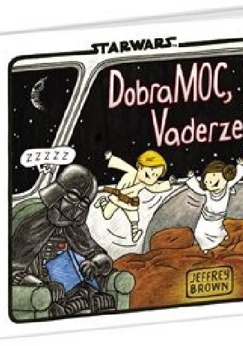 Okładka książki DobraMOC, Vaderze!