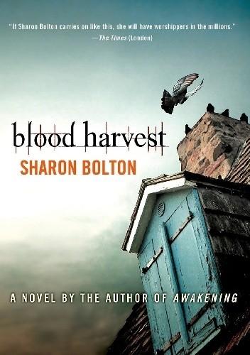 Okładka książki Blood Harvest