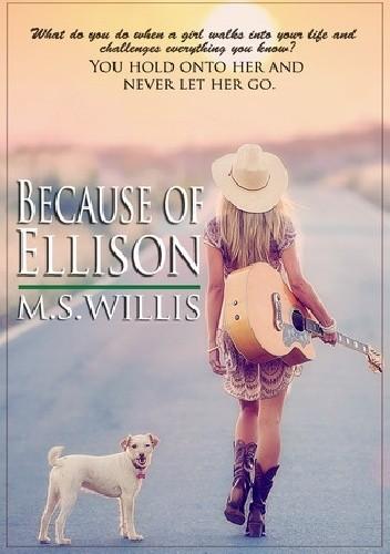 Okładka książki Because of Ellison