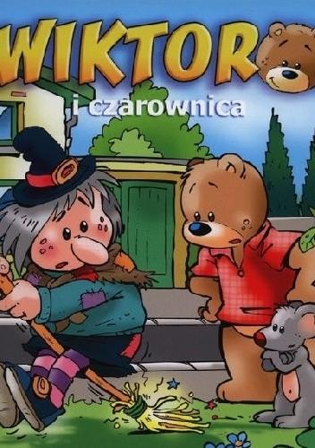 Okładka książki Wiktor i czarownica