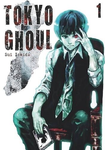 Okładka książki Tokyo Ghoul tom 1