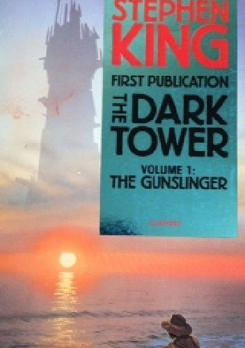 Okładka książki The Dark Tower Volume 1: The Gunslinger