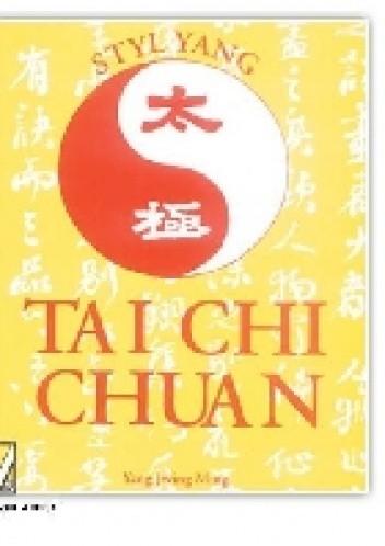 Okładka książki Tai Chi Chuan