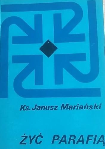 Okładka książki Żyć parafią