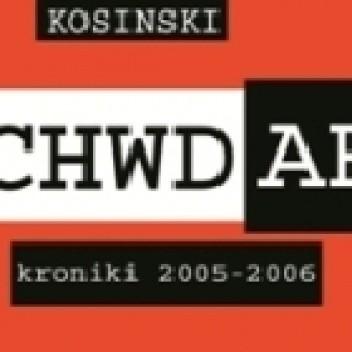 Okładka książki CHWD AB Kroniki 2005-2006