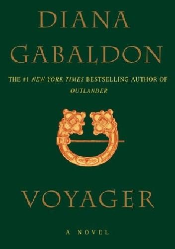 Okładka książki Voyager