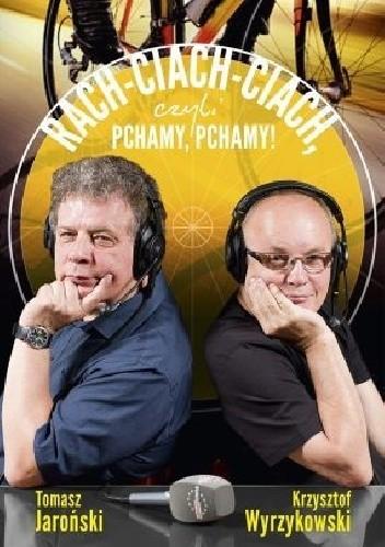 Okładka książki Rach-ciach-ciach, czyli pchamy, pchamy!
