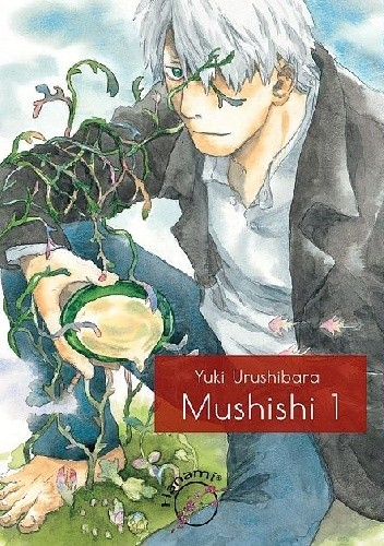 Okładka książki Mushishi #1