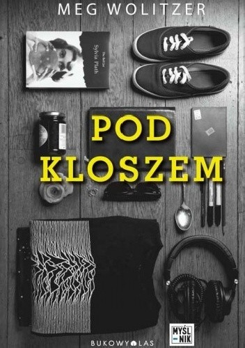 Okładka książki Pod kloszem