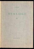 Dialogi. T. 2