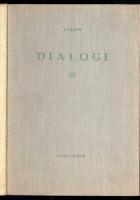 Dialogi. T. 3