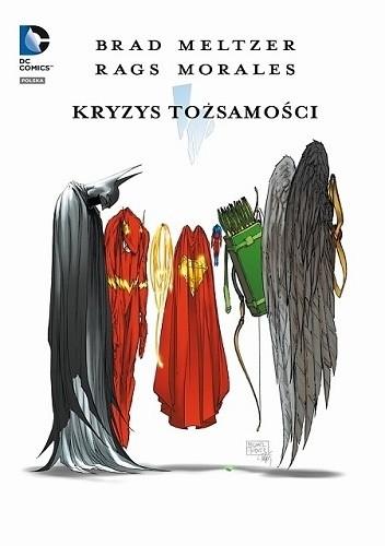 Okładka książki Kryzys tożsamości