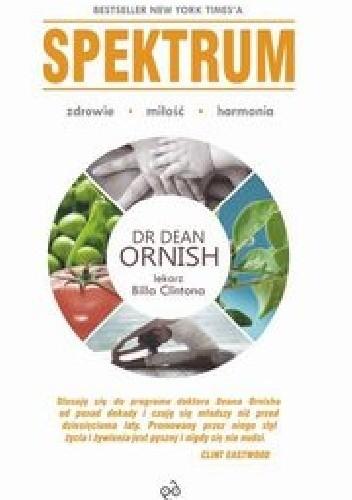 Okładka książki SPEKTRUM  Czuj się lepiej, żyj dłużej i zdrowiej schudnij