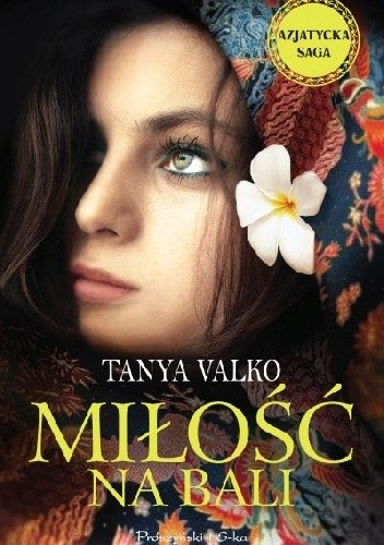Okładka książki Miłość na Bali