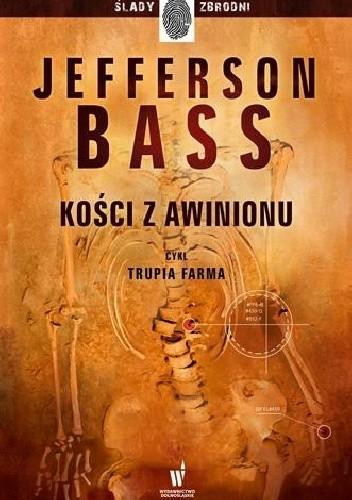 Okładka książki Kości z Awinionu