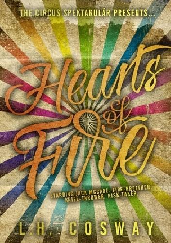 Okładka książki Hearts of Fire