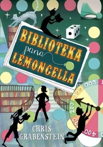 Okładka książki Biblioteka pana Lemoncella